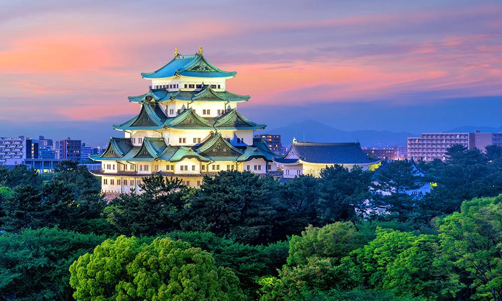 Nagoya Castle, Aichi Prefecture