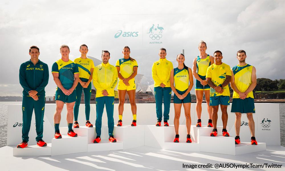 Image Credit: AUSOlympicTeam/Twitter